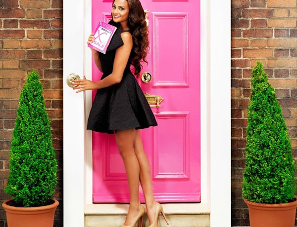 Alesha Dixon is Avon's newest brand ambassador