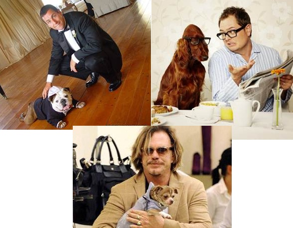 Celebrities and Their Dogs – Closest Lookalikes