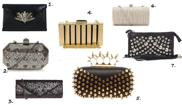 7 Must-have statement clutches under £50!