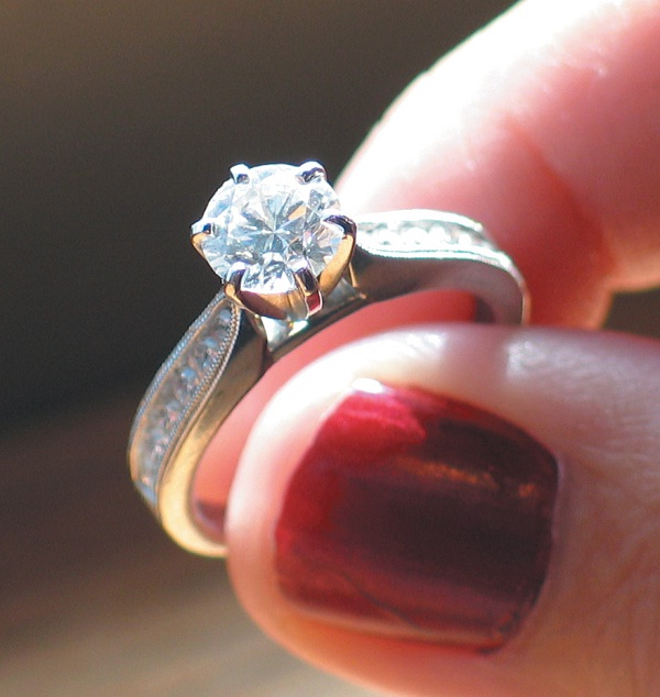 What to Look for in an Engagement Ring?