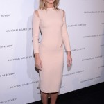 Emily Blunt wows in nude Emilio Pucci for the black carpet