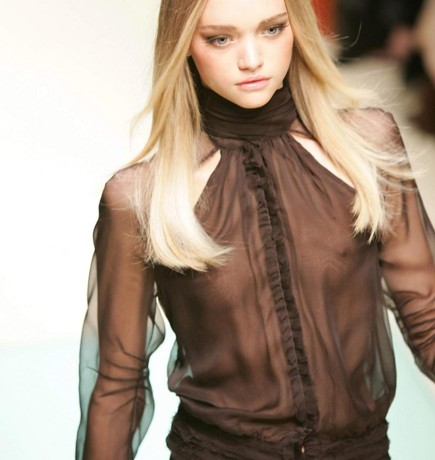 Is Aussie model Gemma Ward making a comeback?