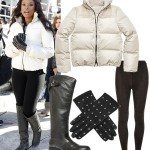 Get Jennifer Hudson's snow-ready Coach look
