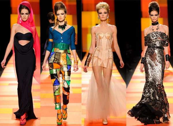 Couture Fashion Week highlights from Jean Paul Gaultier, Elie Saab and Valentino
