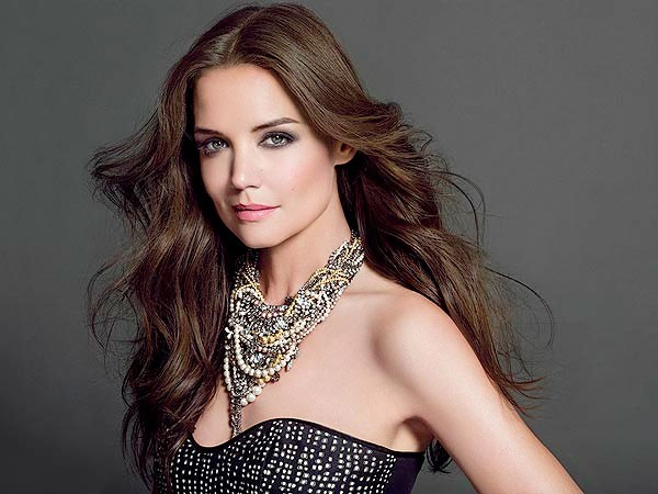 First Look at Katie Holmes for Bobbi Brown Cosmetics