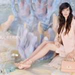 Mulberry's SS13 ads feat Meghan Collison are here to brighten up your day!