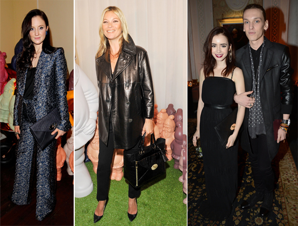 Celebs love the brand new Mulberry Willow!