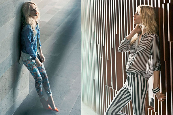 First look at Poppy Delevingne for Vero Moda