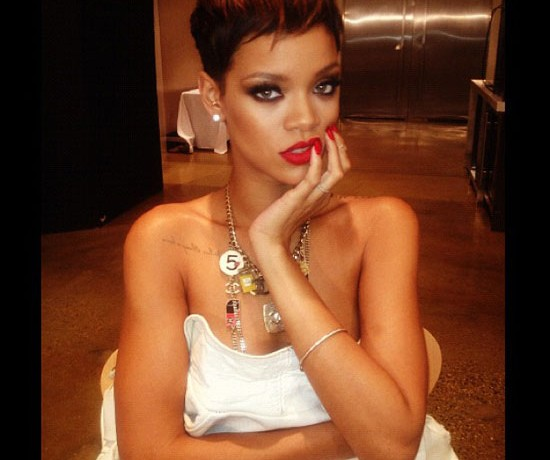 Rihanna for Chanel?