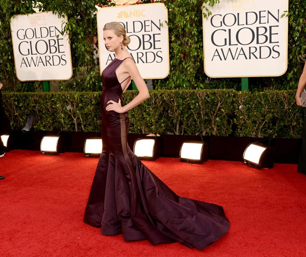The Golden Globes 2013: The best dressed!