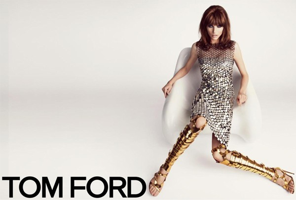 Tom Ford gives us sexy simplicity in SS13 ad campaign