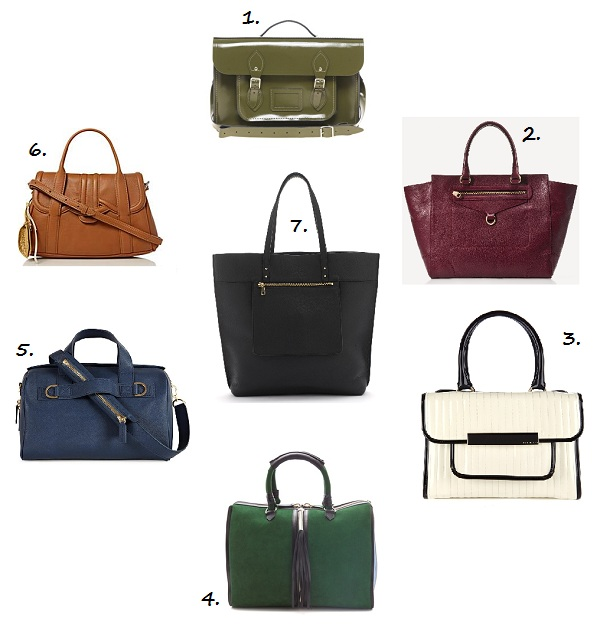 7 stunning handbags perfect for every day work wear