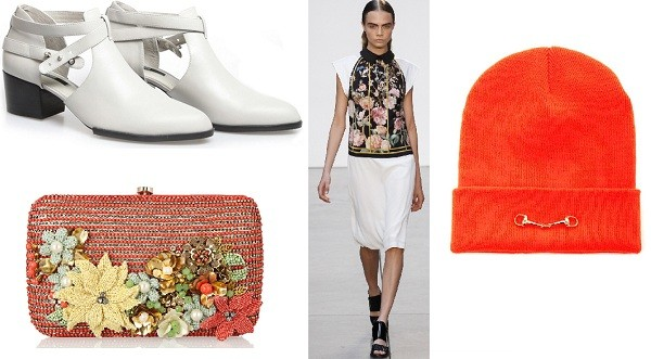 FASHION CHART: 10 things going up and going down this month