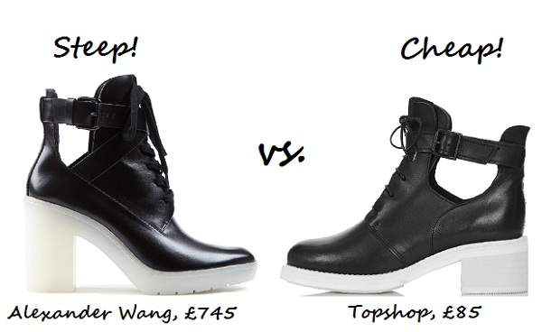 Steep vs Cheap boots