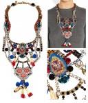 Yay or Nay EB Bib necklace