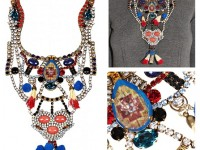 Yay or Nay EB Bib necklace