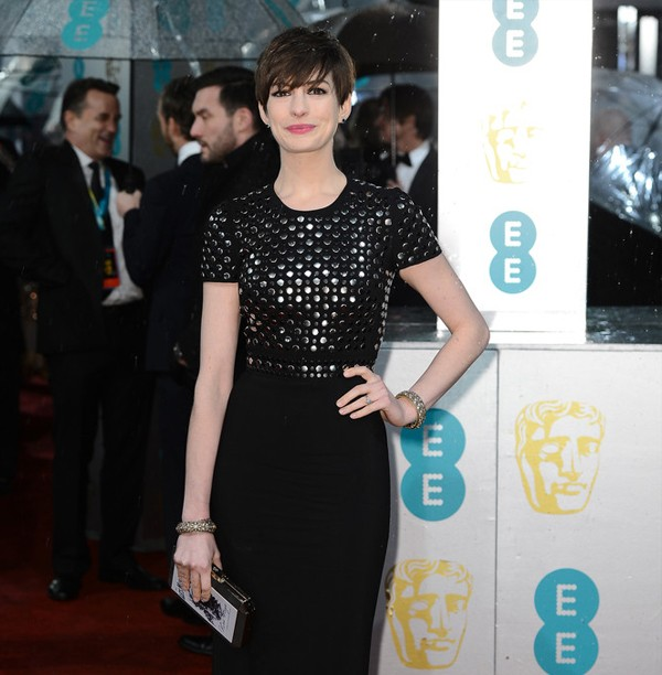 The BAFTAs 2013: The best dressed!