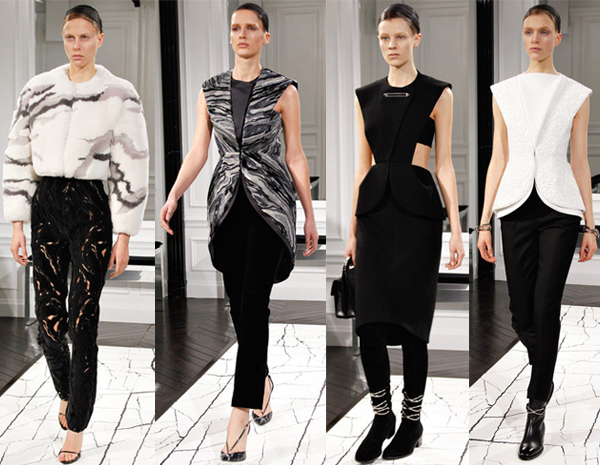 Paris Fashion Week AW13 highlights from Balenciaga, Balmain, Lanvin, H&M and more