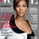Beyonce wears Givenchy for her second Vogue US cover!
