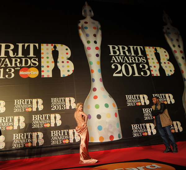 The Brit Awards 2013: The best dressed!