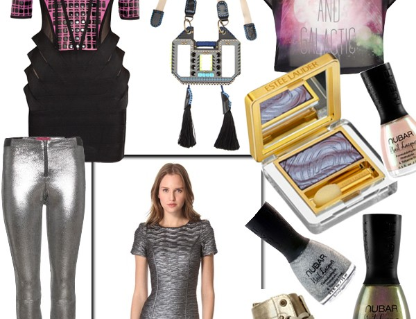 Midweek Moodboard: Dr Who inspired futurism