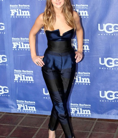 Jennifer Lawrence stuns in Stella McCartney at Santa Barbara Film Festival