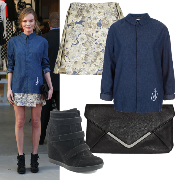 Get Kate Bosworth's Topshop look