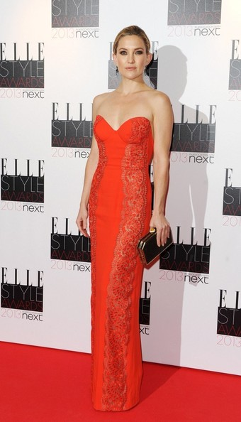 Kate Hudson stuns in Stella McCartney at Elle Style Awards 2013