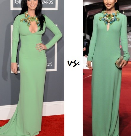 Katy Perry vs. Li Bingbing: Who wore Gucci better?