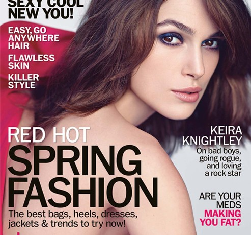 Keira Knightley talks weddings and the royals in Marie Claire US March