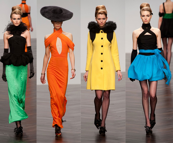 London Fashion Week AW13: Highlights from Day 1