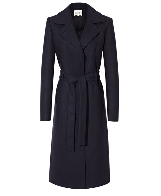 Lunchtime Buy: Reiss Hanley navy coat