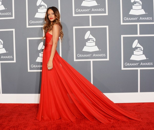 The 55th Grammy Awards 2013: The best dressed!