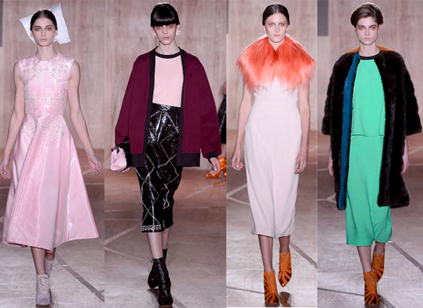 London Fashion Week AW13: Highlights from Day 5