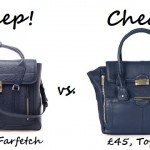 Steep vs Cheap: Push lock tote