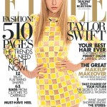 Taylor Swift's looking lovely in Louis Vuitton for Elle US March