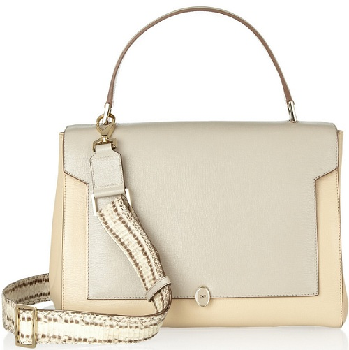 Anya Hindmarch Bathurst Bow Soft Satchel: Yay or Nay?