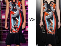 Candice vs Michelle in Peter Pilotto