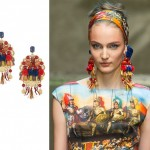 Dolce & Gabbana filigrane embellished gold-plated clip earrings: Yay or Nay?