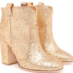 Laurence Dacade Glitter Leather Ankle Boots: Yay or Nay?