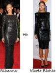 Rihanna vs Nicole