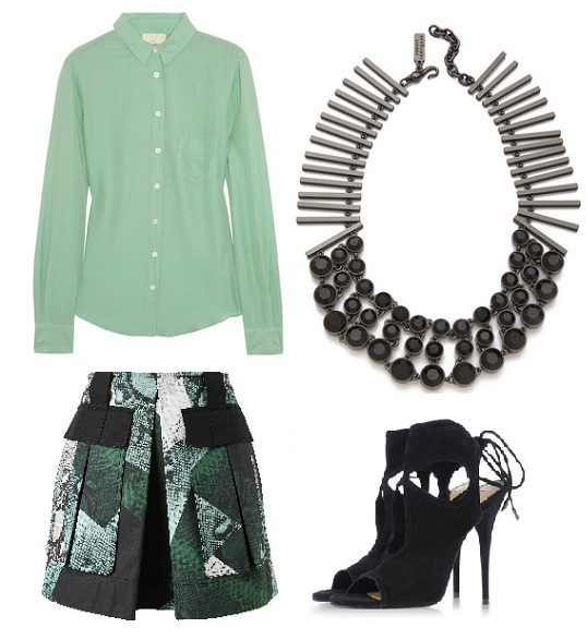 3 cute yet stylish St. Patrick's Day party outfits