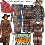 Midweek Moodboard: Issa inspired Aztec