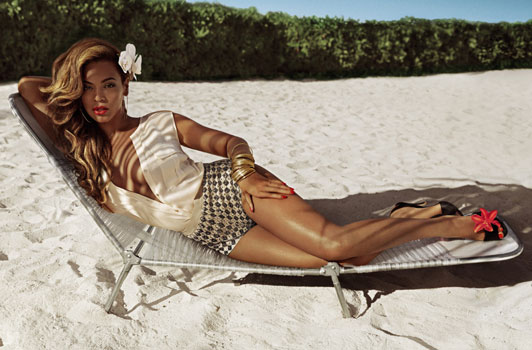 First look: Beyonce for H&M
