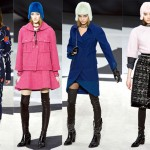 Paris Fashion Week AW13 highlights from Chanel, Valentino, Alexander McQueen and more