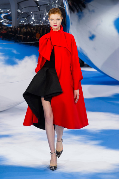christian dior paris fashion week aw 2013