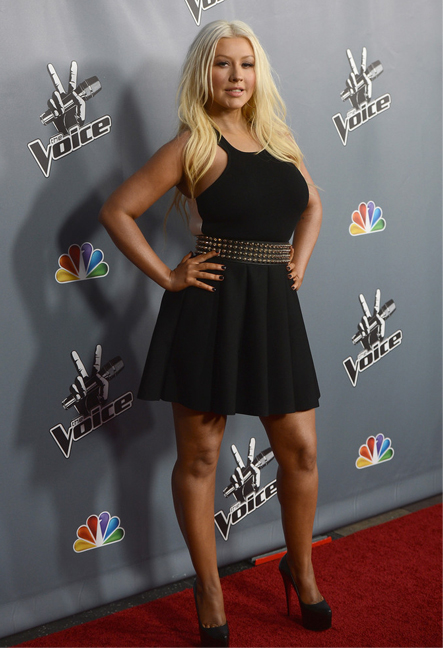 christina-aguilera-the-voice