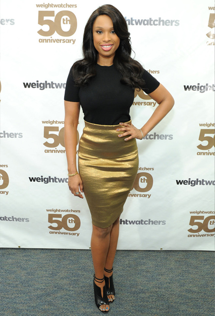 Jennifer Hudson Weight Watchers, Weight Loss: Diet Tips, Tricks - Style News - StyleWatch - People.com
