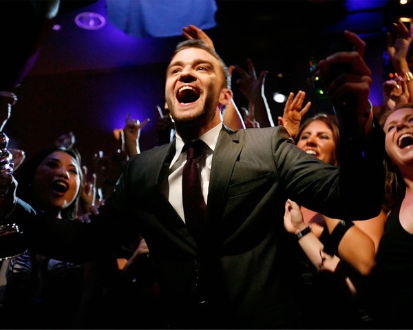 Is Justin Timberlake presenting next year's Oscars?