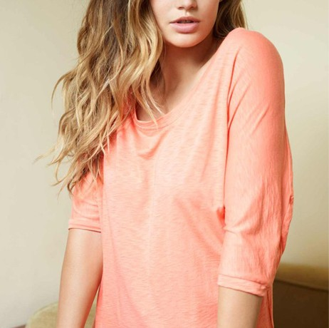 Lily Aldridge designs debut clothing collection